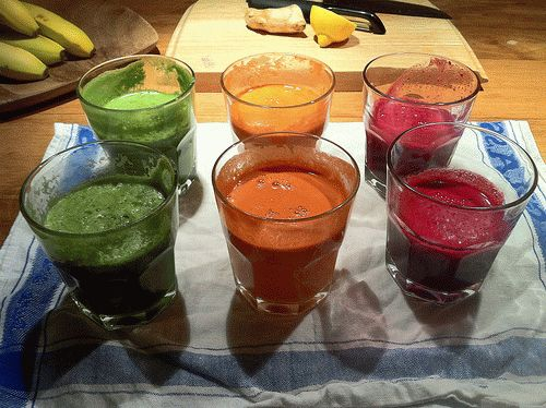 Juice Fasting is AWESOME