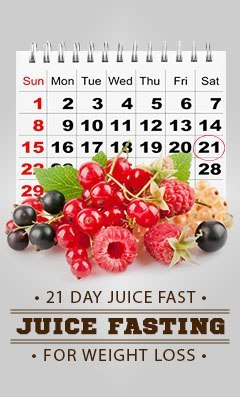 21 Day Juice Fast