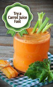 carrot-juice-fast